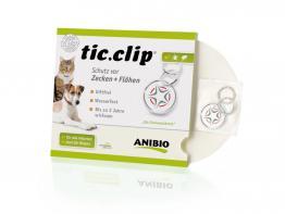 Anibio Tic-Clip Anhänger für Hunde