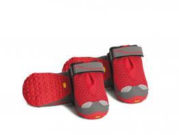 Ruffwear Grip Trex ™ Hundeschuhe Red Currant