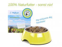 BALF Premium Hundefutter Lamm mit Obst/Gemüse 1kg