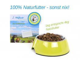 BALF Premium Hundefutter Pferd mit Obst/Gemüse