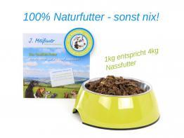 BALF Premium Hundefutter Rind Hanf mit Obst/Gemüse