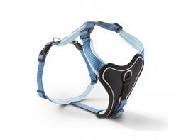 Wolters Hundegeschirr Professional Comfort blau