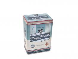 Pfotenschild Vorratsdose Dog Biscuits