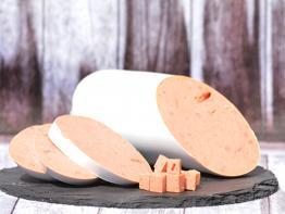Mirals Hundewurst Rind 99,5% Muskelfleisch