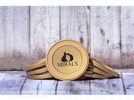 Mirals Dosendeckel -Ich halte dich frisch- 400g