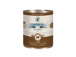 Lakefields Dosenfleisch-Menü Lammfleisch 800 g