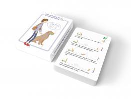 Dummytraining Karten Set