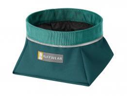 Ruffwear Quencher™ Faltnapf Hundenapf Tumalo Teal