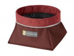 Ruffwear Quencher™ Faltnapf Hundenapf Fired Brick