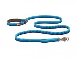 Ruffwear Roamer dehnbare Hundeleine Blue Atoll