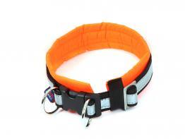 Zero-DC Hundehalsband Soft orange