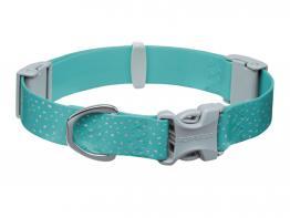 Ruffwear Confluence reflektierendes Hundehalsband Aurora Teal