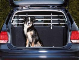 Autoschutzgitter / Hundeschutzgitter Aluminium