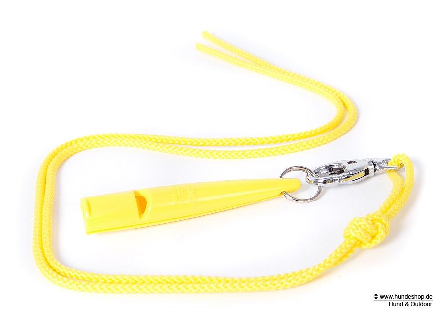 ACME Hundepfeife 211 1/2 gelb