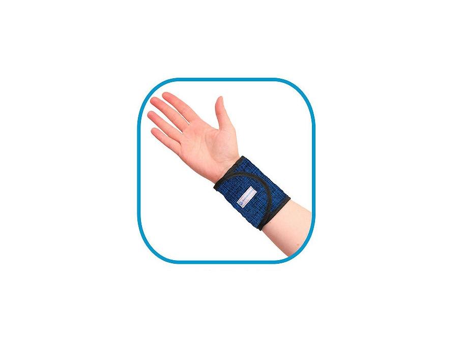 Original Aqua Coolkeeper™ kühlendes Armband Pacific Blue