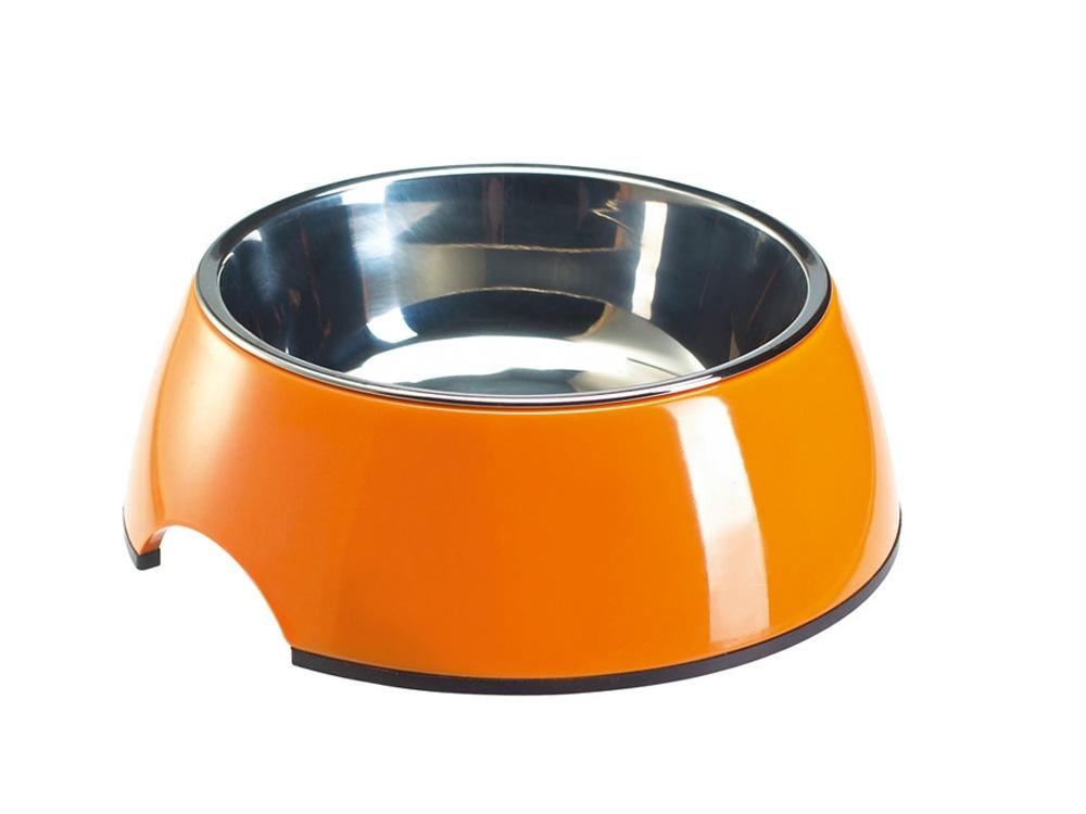 Hunter Melamin Hundenapf orange