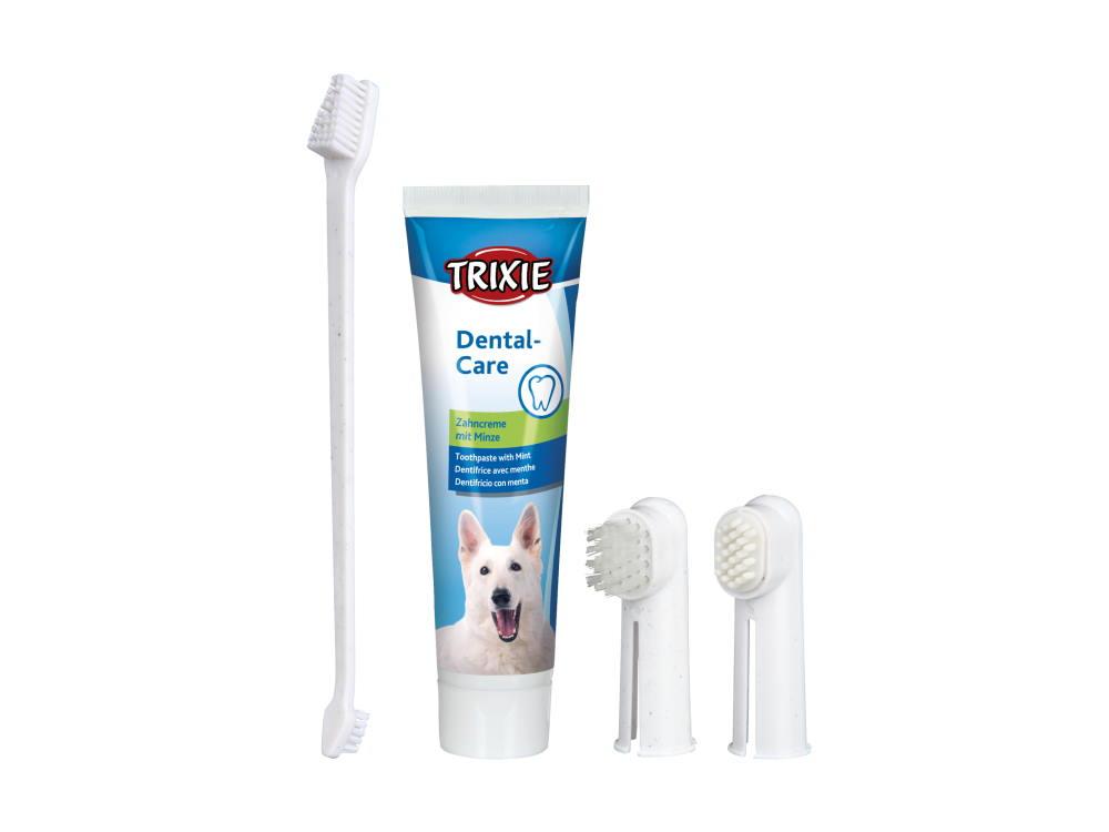 Zahnpflege Set für Hunde