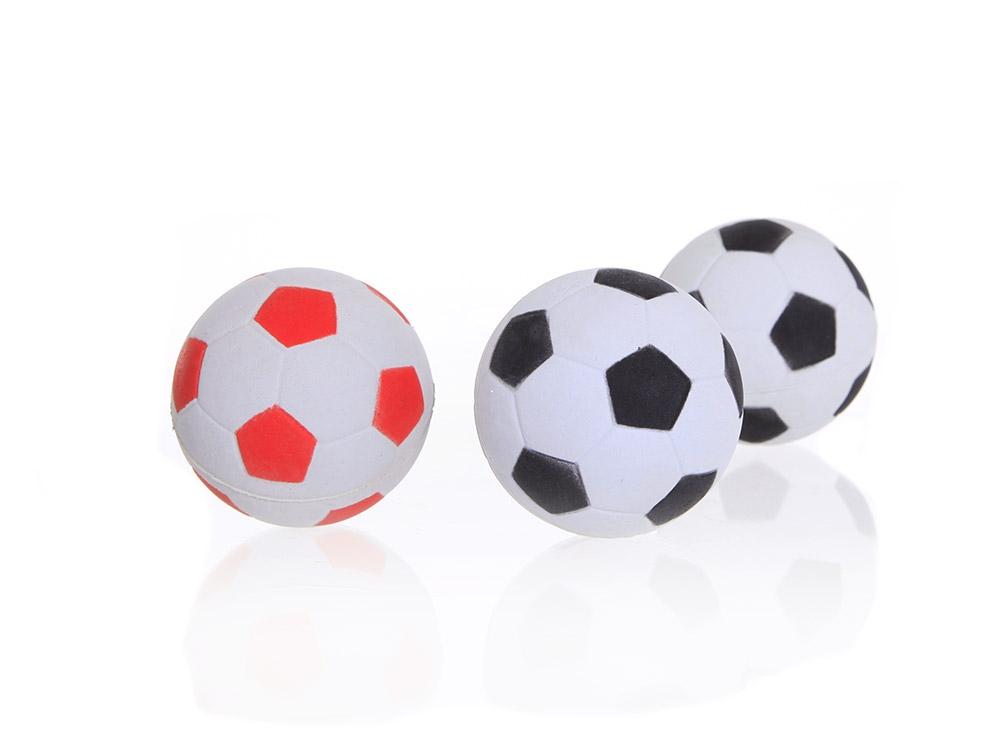 Spielball Moosgummi, 6 cm, schwimmfähig