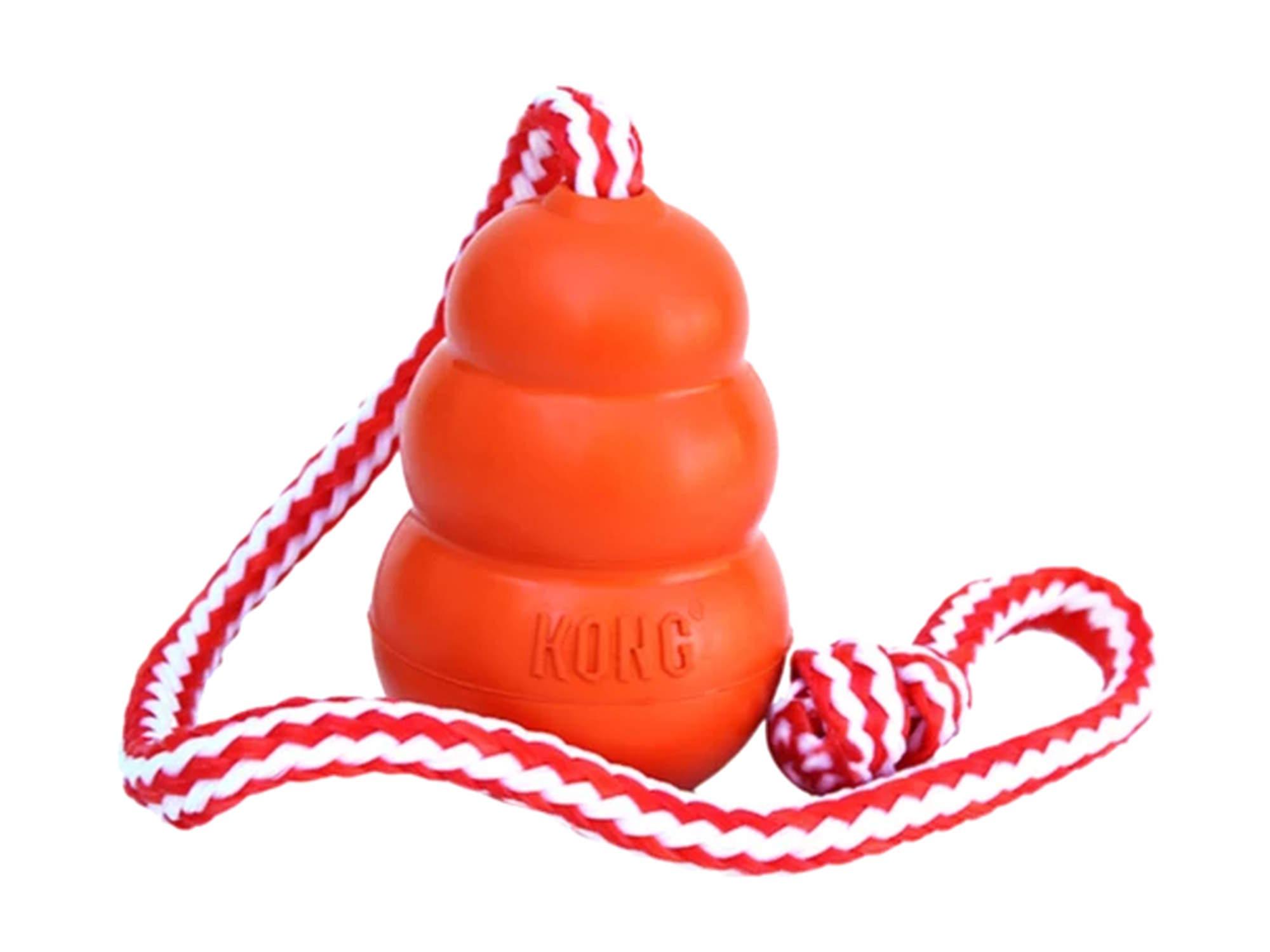 Kong Aqua mit Wurfseil