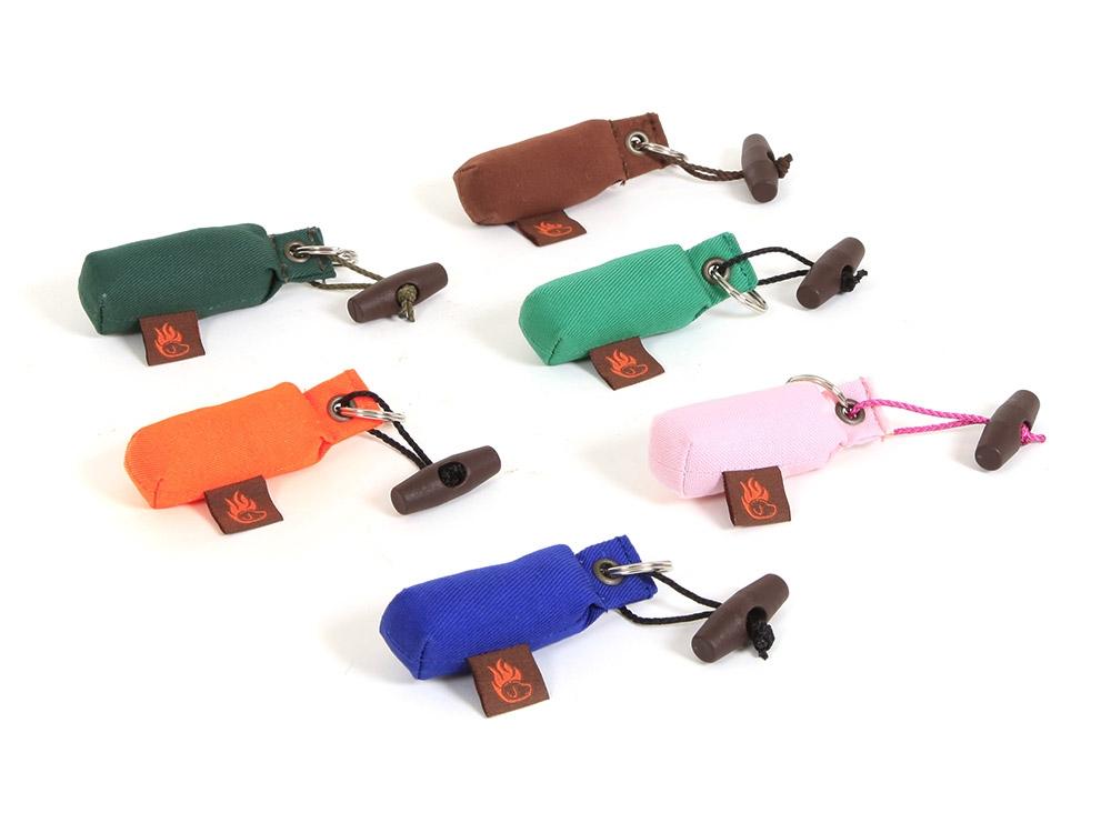 Firedog Mini Dummy Schlüsselanhänger