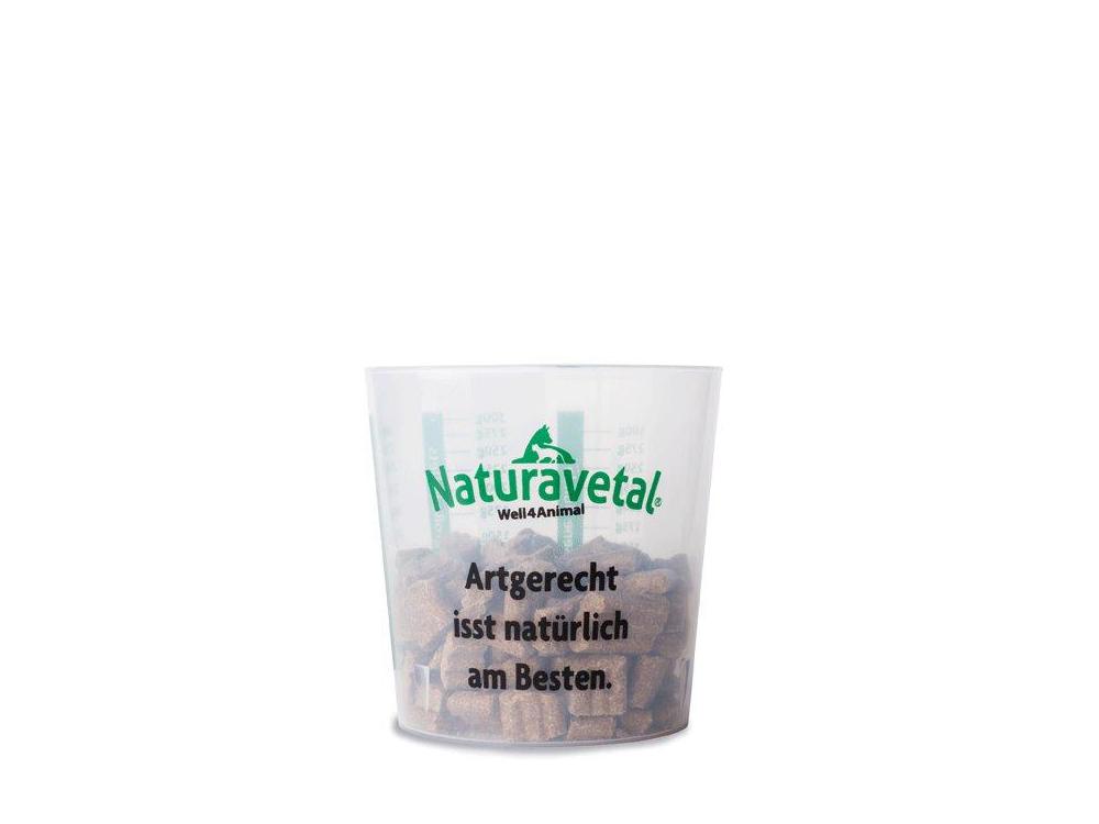 Naturavetal Messbecher für Trockenfutter