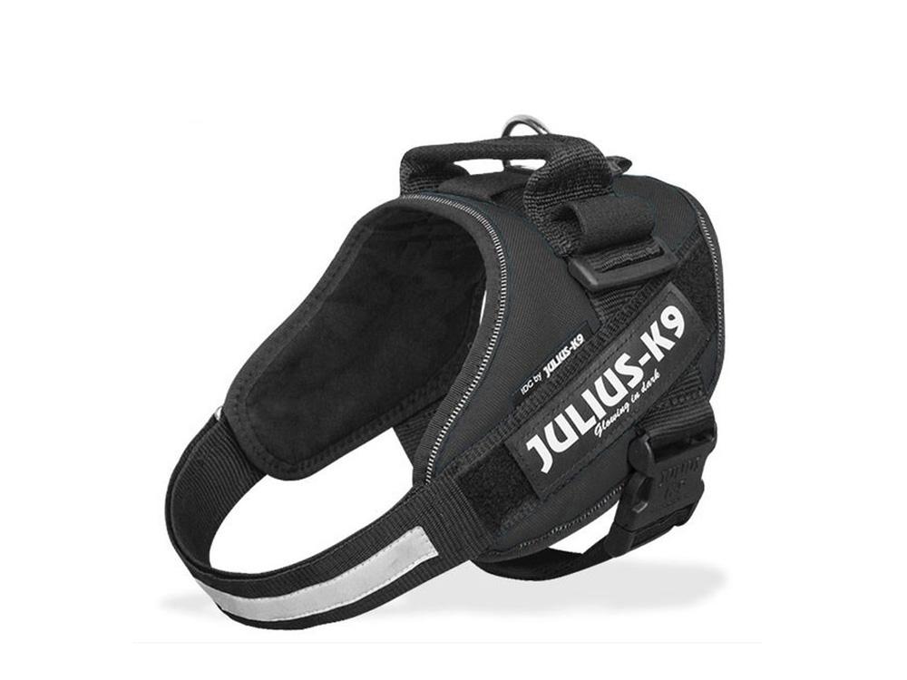 Julius K9 IDC Power Hundegeschirr schwarz