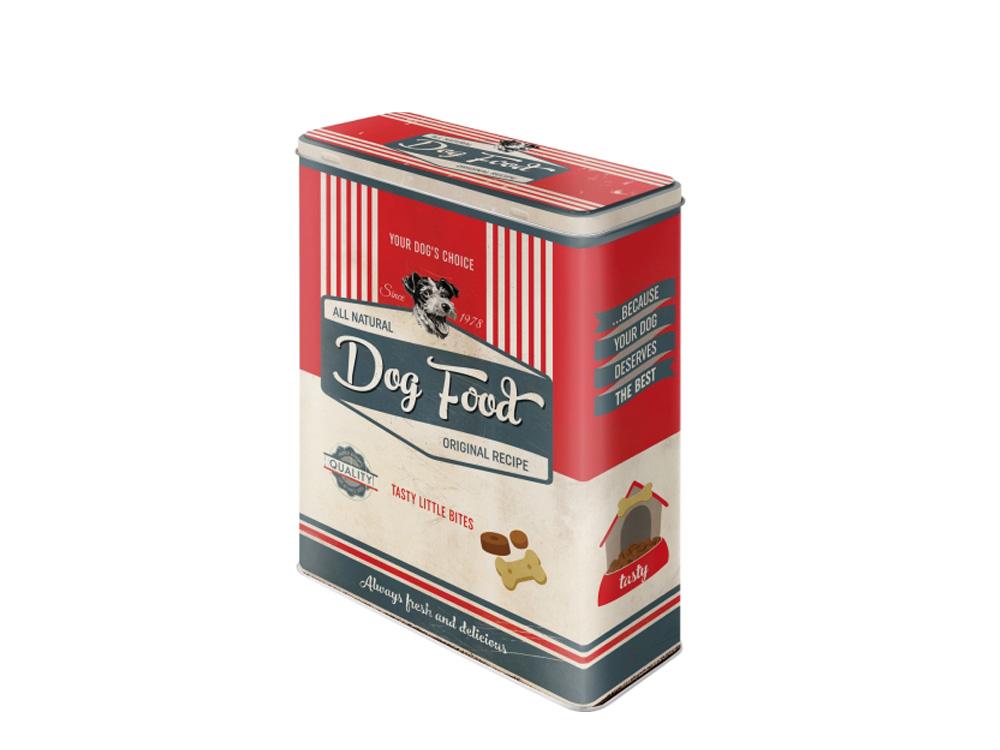 Pfotenschild Vorratsdose Dog Food