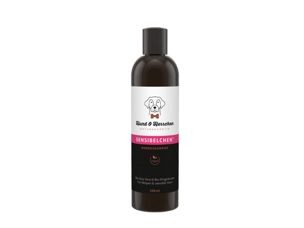 Hundeshampoo Sensibelchen® für Welpen & sensible Haut