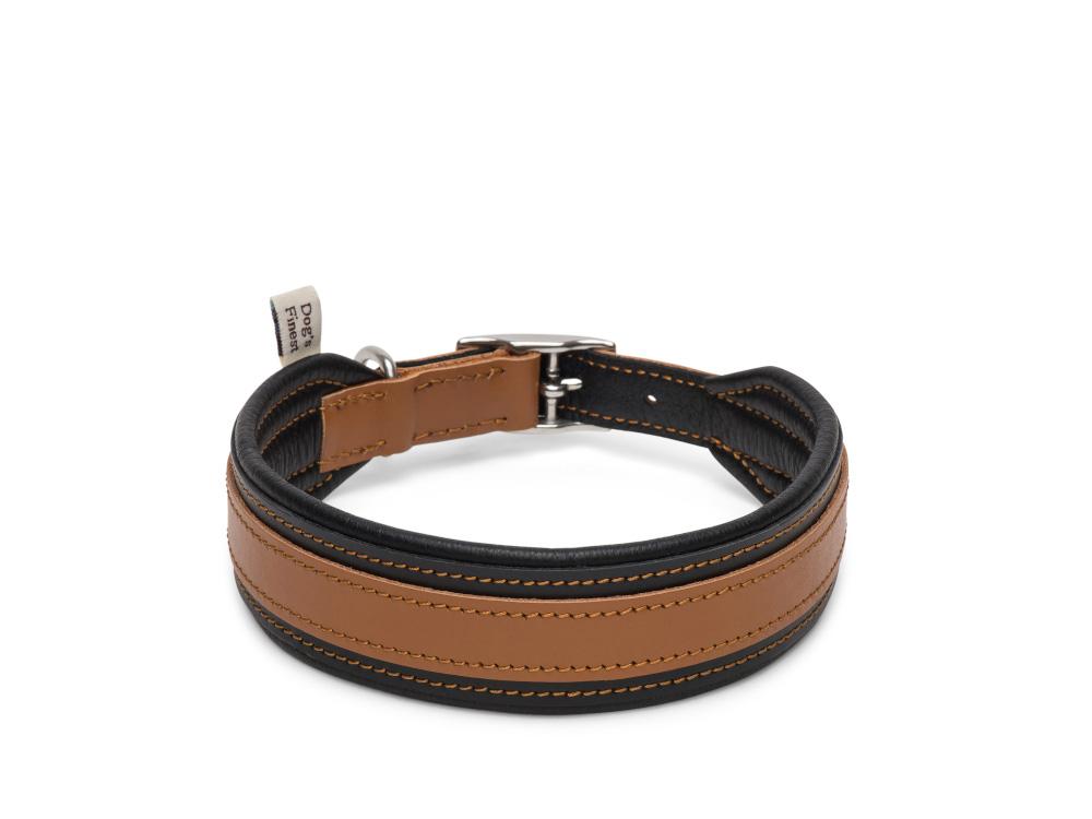 Hundehalsband Ridgeback Komfort schwarz