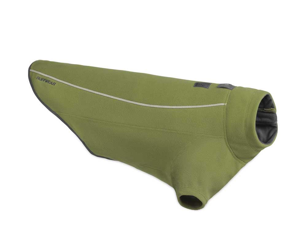 Ruffwear® Climate Changer™ Fleece Jacke cedar green