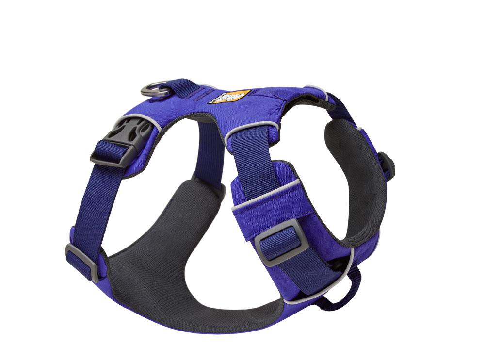 Ruffwear Front Range™ 2.0 Hundegeschirr Huckleberry Blue