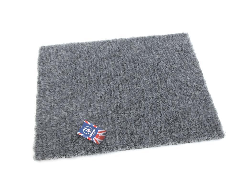 Original Vetbed British Wool Blend SL dark grey
