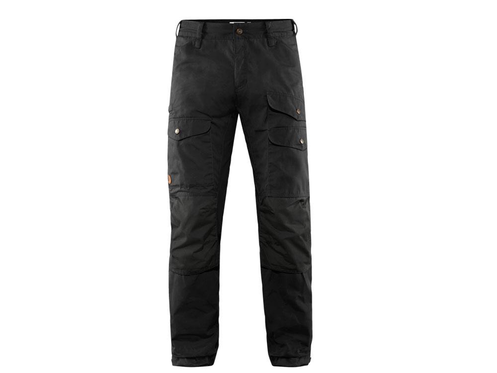 Fjäll Räven Vidda Pro Ventilated Herrenhose regular black