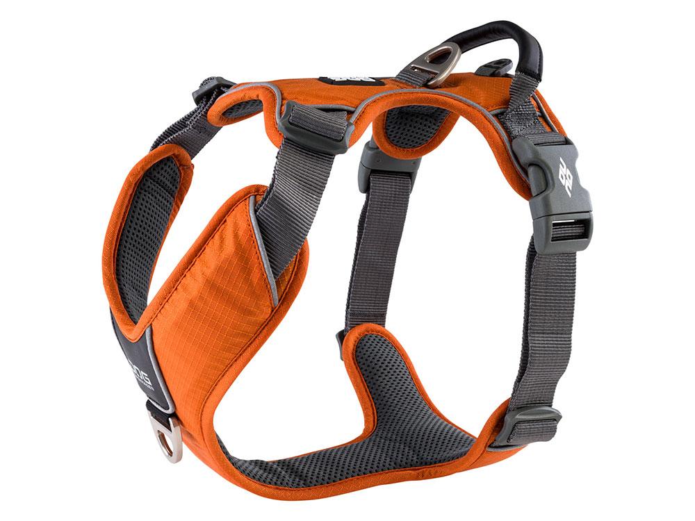 Comfort Walk Pro V2 Hundegeschirr Orange Sun