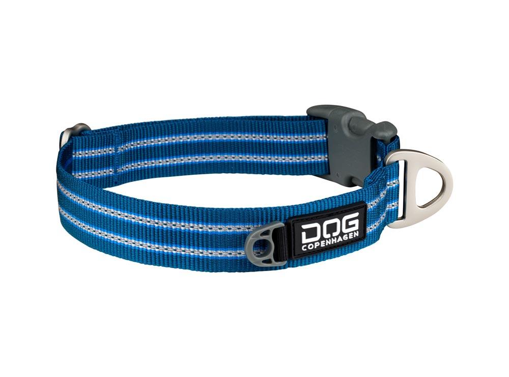 Dog Copenhagen Urban Style V2 Halsband Ocean Blue